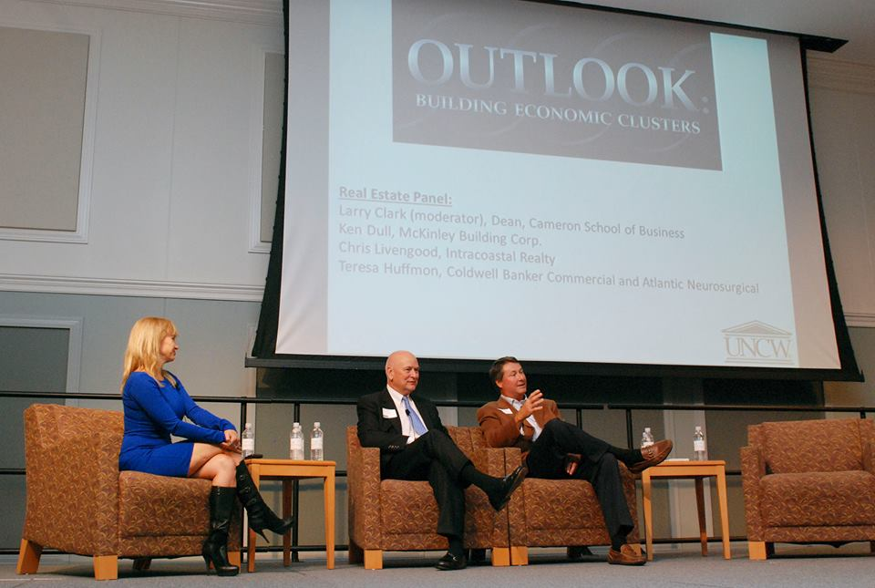 Panel at UNCWs Outlook Conference