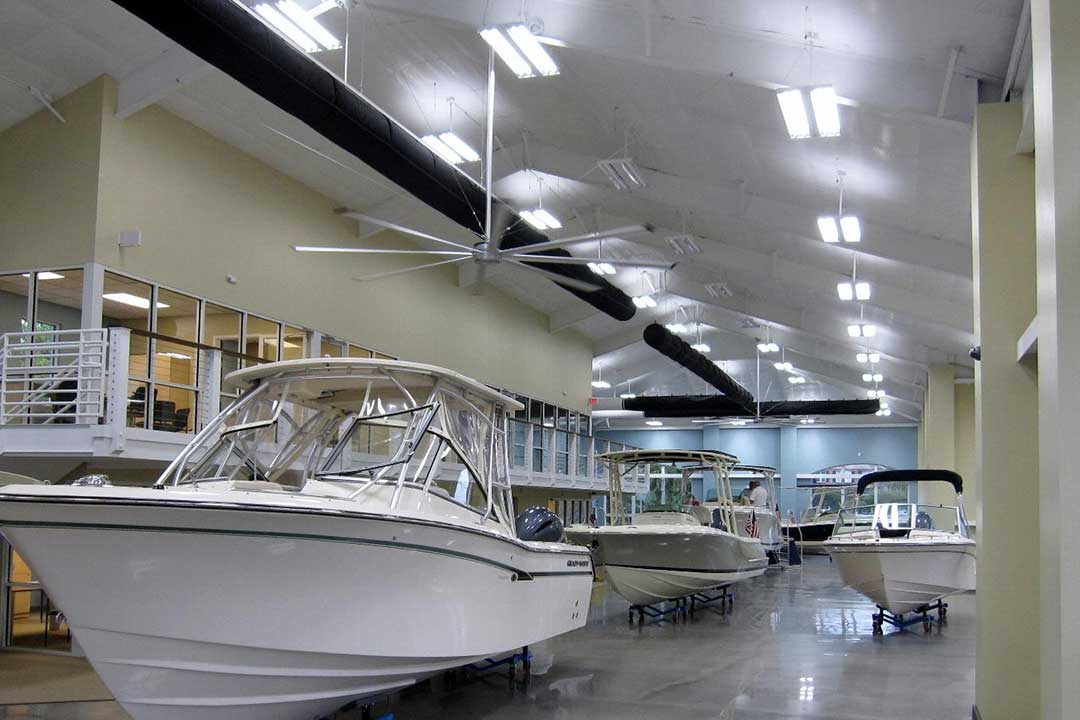 Photo of Atlantic Marine Showroom