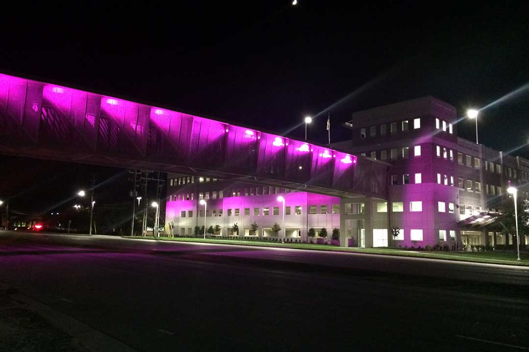 Photo of New Hanover Regional Medical Center Parking Deck