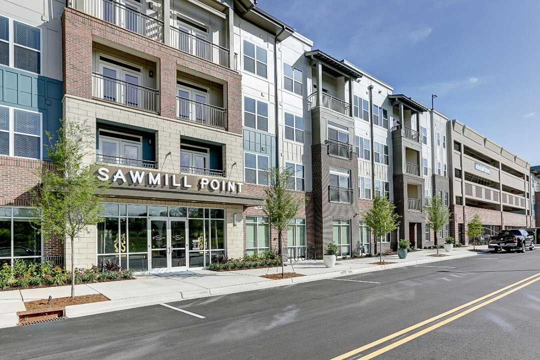 Photo of Sawmill Point Apartments