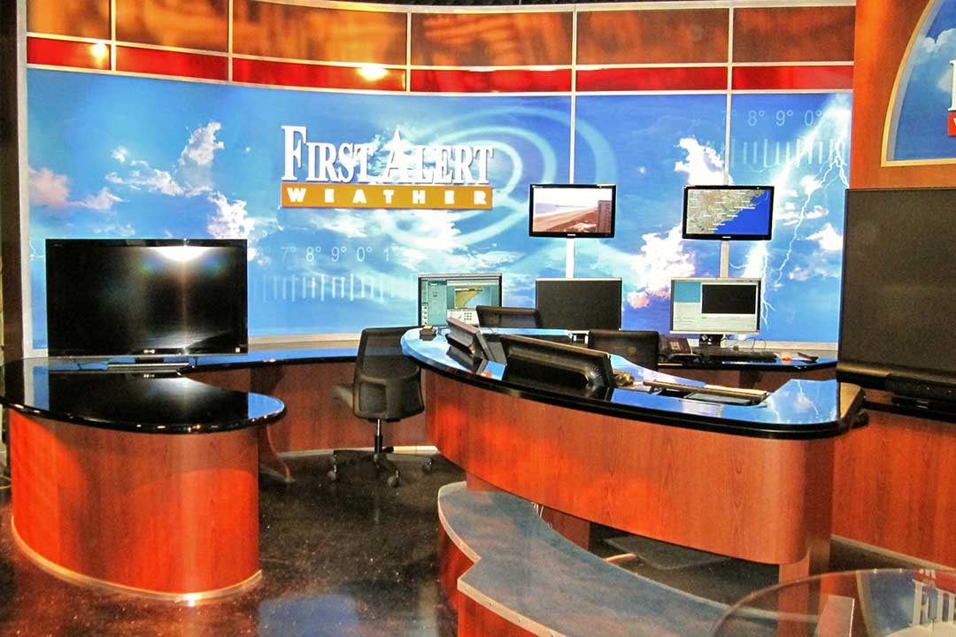 Photo of WECT Studio